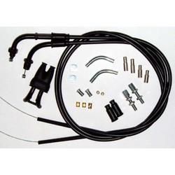 Câbles d'accélérateur universels doubles pour Domino, etc.