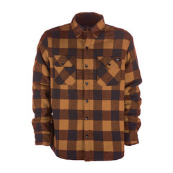 Lansdale Overshirt Brown Duck