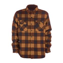 Lansdale Überhemd Brown Duck