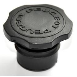 Bouchon de réservoir Peugeot 103 30mm Noir