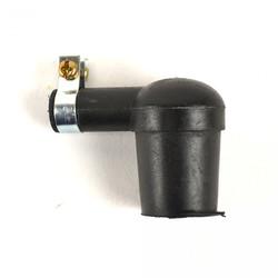 Capuchon de bougie d'allumage en silicone 2T (couleur choisie)