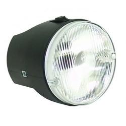 Headlight Vespa SI Black
