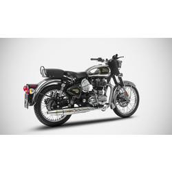 Royal Enfield 500 Classique Bj. 2018- Slip on, E-Marked