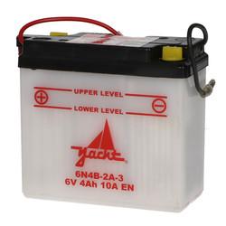 Battery 6N4B-2A-3 101x47x95