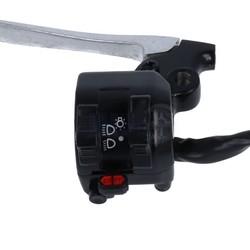 Koppelinghendel Yamaha DT50/80MX Compleet