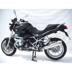 Silencieux arrière BMW R 1200 R, 10-11, Stainless Polished, slip on, E-Marked