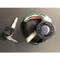 Ignition lock Yamaha FS1 3 Positions Black