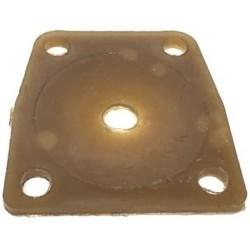 Kraftstoffpumpenmembran PVC Solex