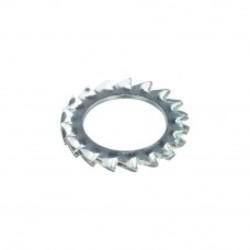 Rondelles élastiques M6 ELVZ 100 pcs