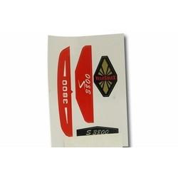 Stickerset Solex 3800