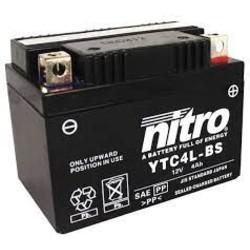 YTC4L-BS Super verzegelde batterij