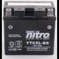 YTC5L-BS Super verzegelde batterij