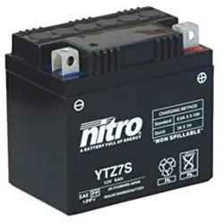 YTZ7S Super versiegelte Batterie