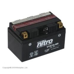 YTX7A-BS Super verzegelde batterij