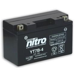 YT7B-4 Super verzegelde batterij