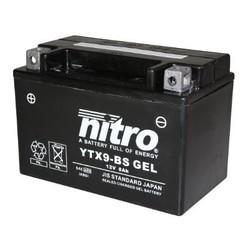 YTX9-BS Super verzegelde batterij
