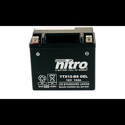 YTX12-BS Super verzegelde batterij