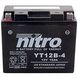YT12B-4 Super verzegelde batterij