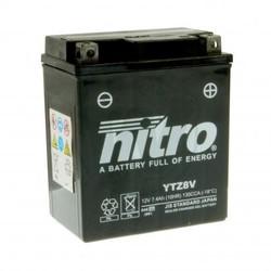 YTZ8V Super verzegelde batterij