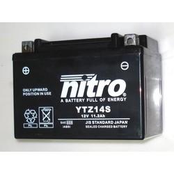 YTZ14S Super versiegelte Batterie