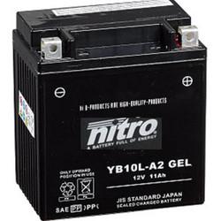 YB10L-A2 Super verzegelde batterij
