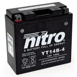 YT14B-4 Super verzegelde batterij