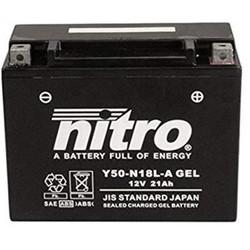 Y50-N18L-A Super verzegelde batterij