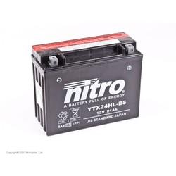 YTX24HL-BS GEL super verzegelde batterij