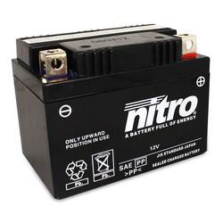 YTZ4V Super verzegelde batterij