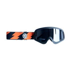 Peruna Goggles Orange Bolts