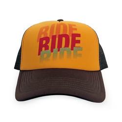 Ride Four Brown Braten Trucker