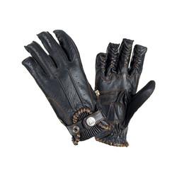 Second Skin Handschuhe Damen - schwarz