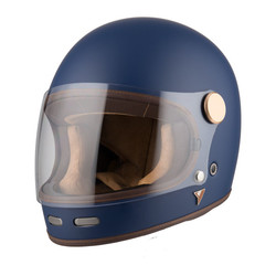 Roadster II-helm - blauw
