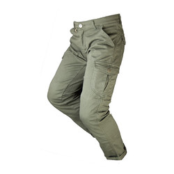 Moto Jeans - grün