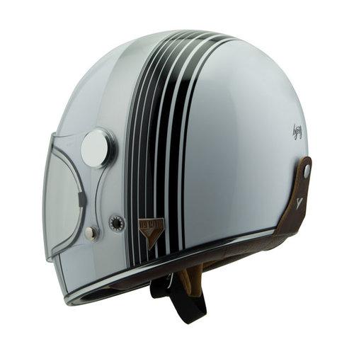 By City Roadster White II helmet - white