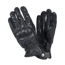 Retro Handschuhe - schwarz