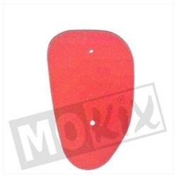 Filterschaum Suzuki TS50X Pro S. Rot