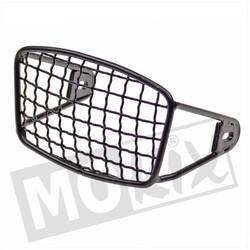 Scheinwerfergitter Puch Maxi / Vespa Citta Matt Black