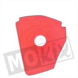 Filterschaum Honda MT / MB 50 Pro S. Rot
