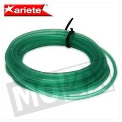 Tuyau d'essence PVC 5x 8mm 10 mètres Ariete