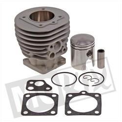 Zylinder 50ccm Solex 40mm komplett (12p)
