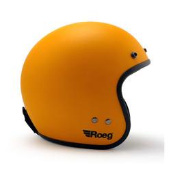 Jett Helmet Sunset Yellow Matte (Selecteer maat)
