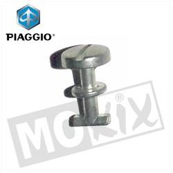 Seitenkappenschraube kurz 23,5 mm Vespa Ciao (1)