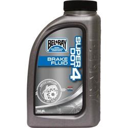 Brake Fluid, DOT4 355ml