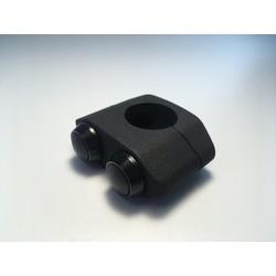 """3D Printed """"Double"""" -Schalter 22mm"""