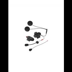 Helmklem met HD-luidsprekers