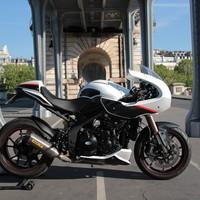 Custom Triumph speed Triple - The story behind the bike