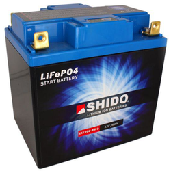 LIX30L-BS Lithium-ion 4 polen Batterij