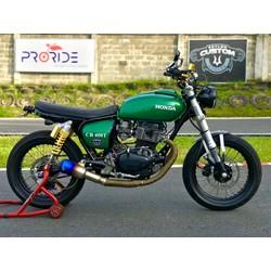 1979 Honda CB400T Cafe Racer / Brat-stijl