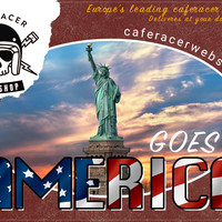 Caferacerwebshop goes America!